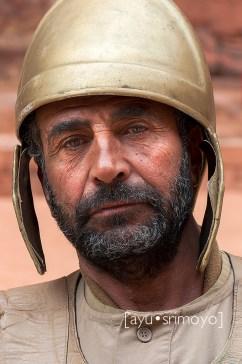 old soldier 2, Petra, Jordan