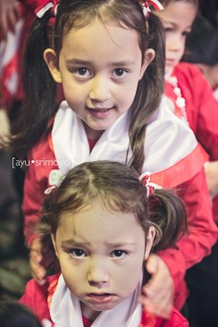 siblings - Indonesian Independence Day Celebration