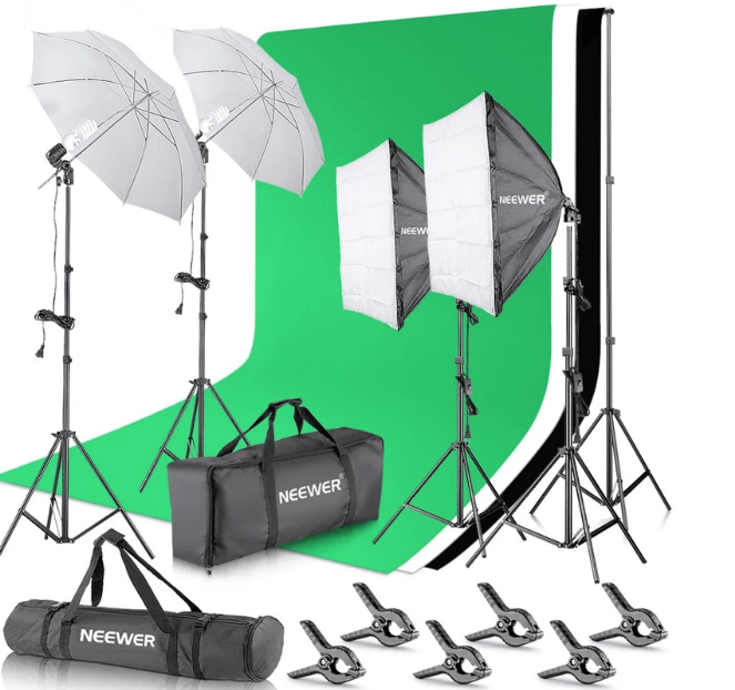 photography lighting equipment for