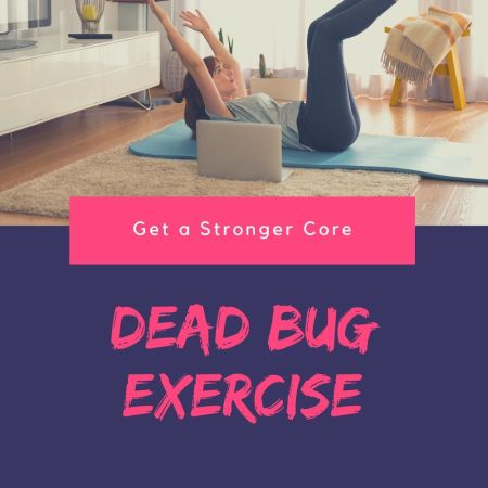 Dead Bug Exercise