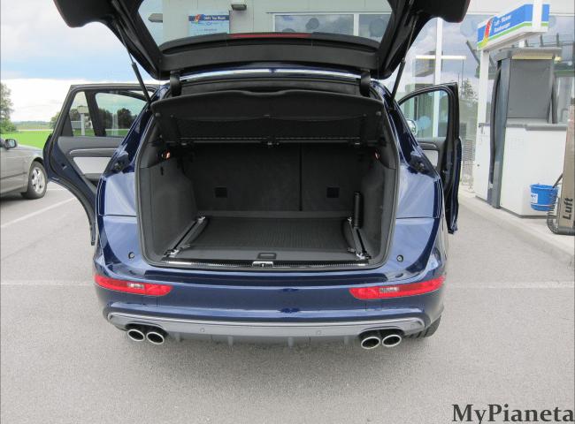Audi SQ 5 Kofferraum