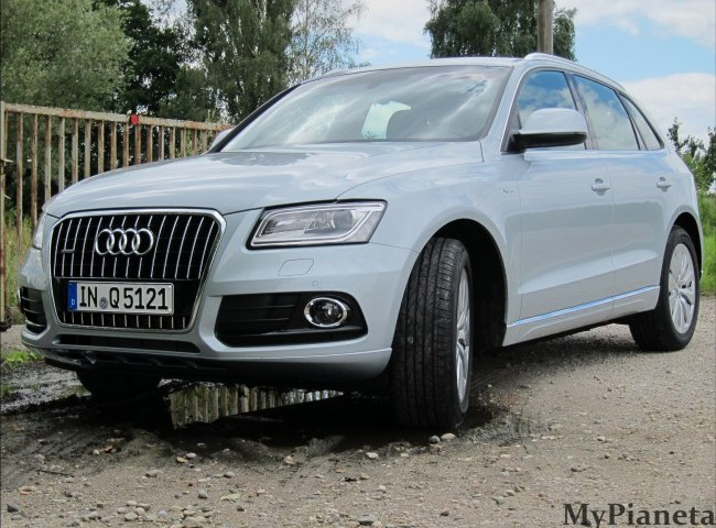 Audi Q5 Hybrid 2