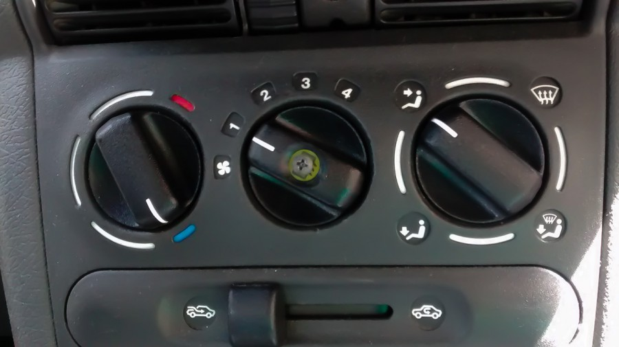 Autofahren ohne Klimaanlage
