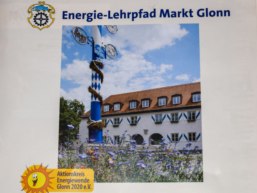 Energielehrpfad Glomm