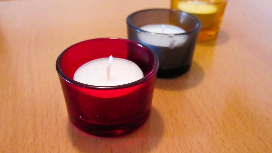 Kerzen für daheim