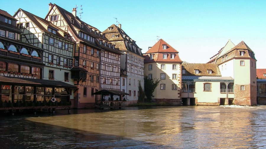 Straßburg Ill