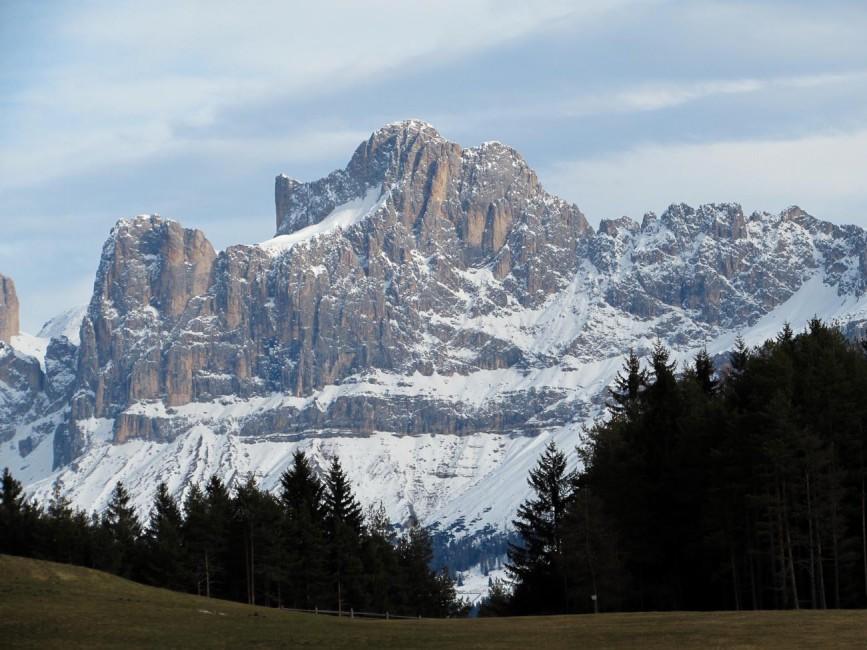 Latemar Dolomites
