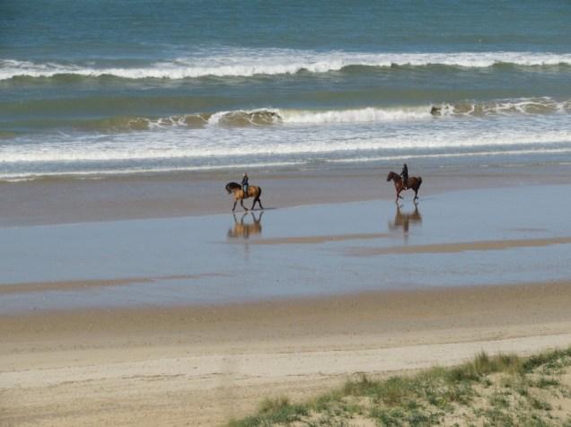 Reiten Andalusien Meer