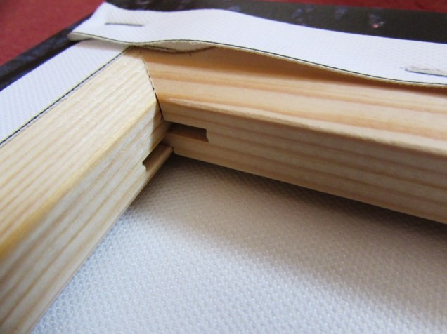 Leinwand Holzrahmen