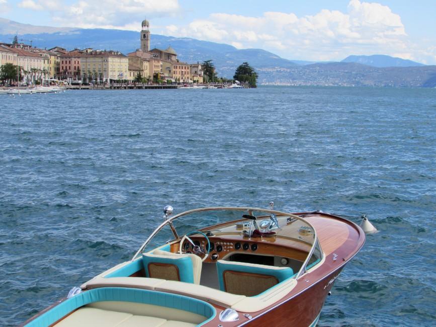 Lake Garda Boat Salo