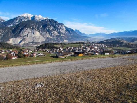 Blick auf Innsbruck (1 von 1)