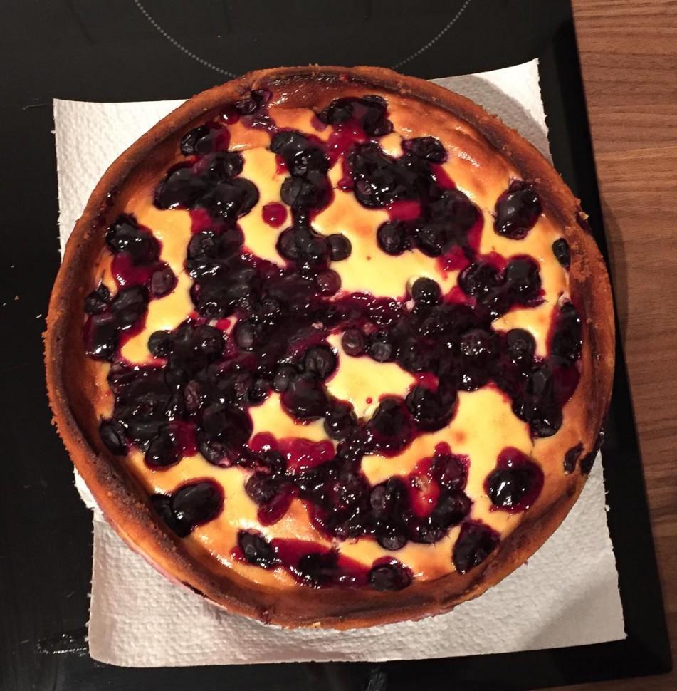 Blueberrycheesecake