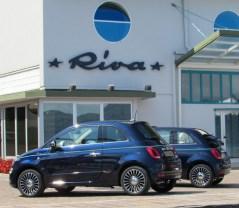 Fiat 500 Riva Sondermodell