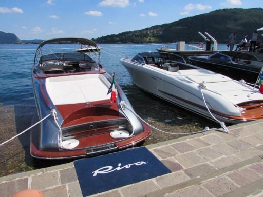 sarnico riva yacht