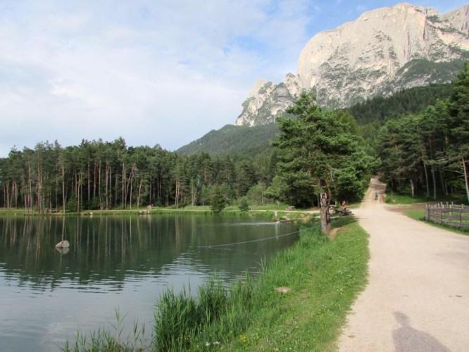 Lago di Fie oberer See
