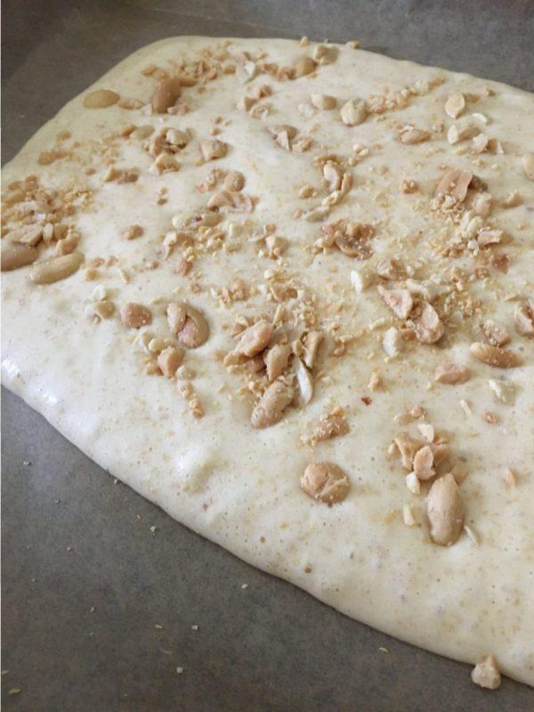 Karamell Schoko Erdnuss Dessert (7)