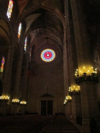 La Seu Kathedrale Palma Innen