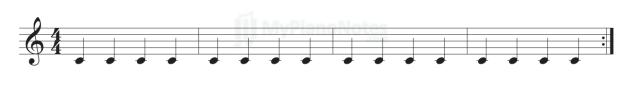 piano exercise 2