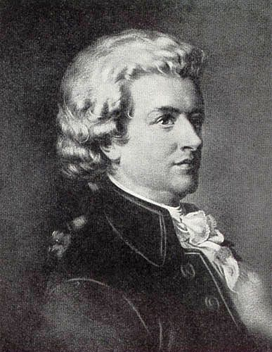 Compositor de piano Mozart