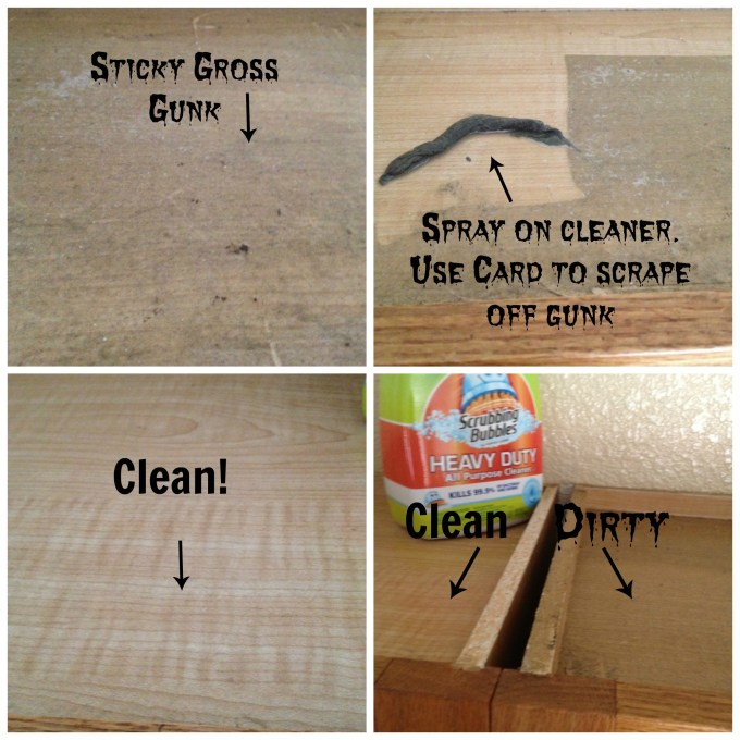 How To Clean The Tops Of Greasy Kitchen Cabinets Secret Tip My Best Way