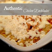 Authentic-Chicken-Enchiladas