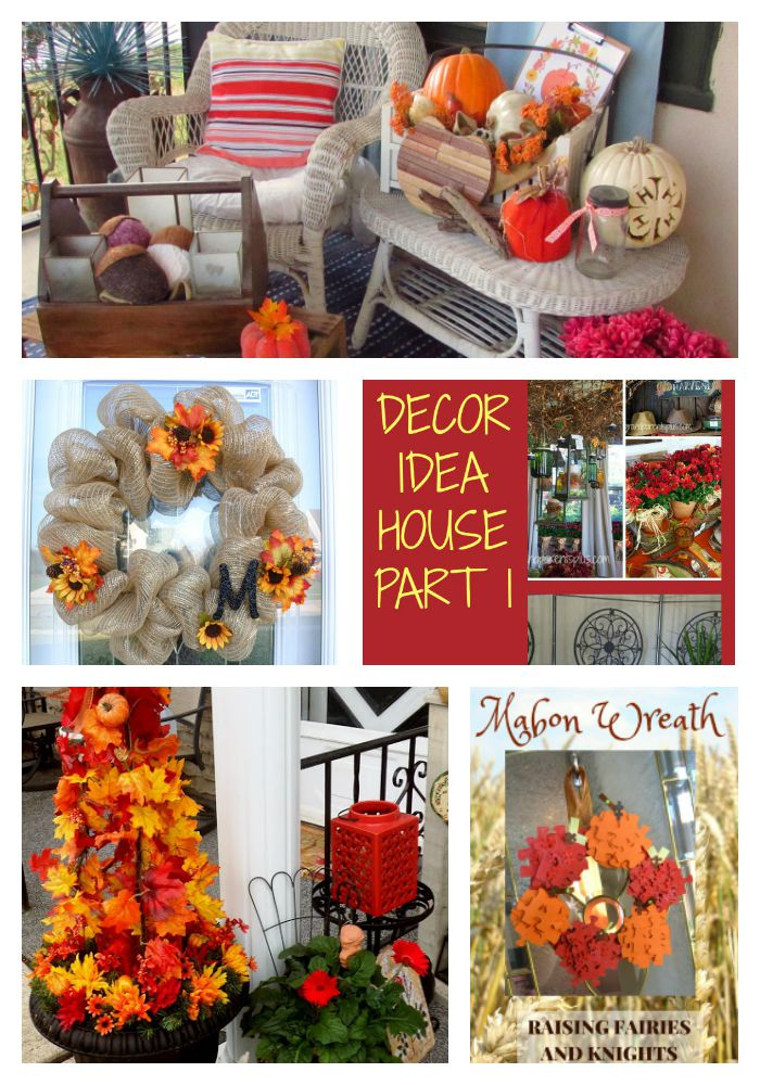 Fall Outdoor Decor 1
