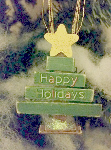 Rustic Tree Popsicle Stick Ornament Tutorial My