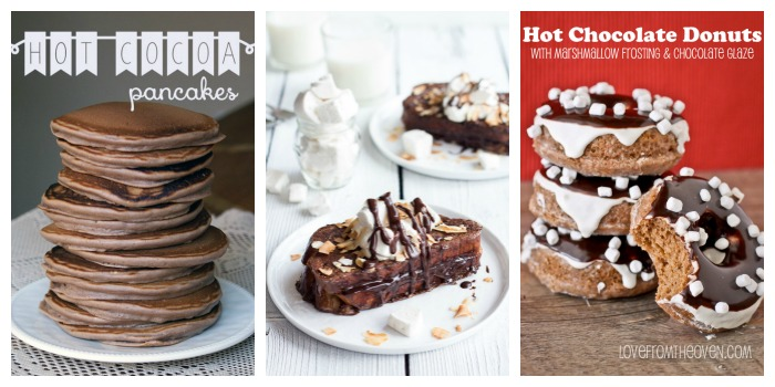 Christmas Flavors.12 Flavors Of Christmas Breakfast Recipes