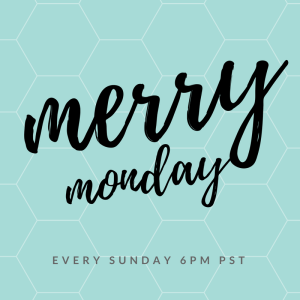 Check Out the Merry Monday Link Party!