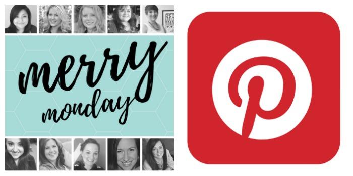 Merry Monday Link Party Pinterest