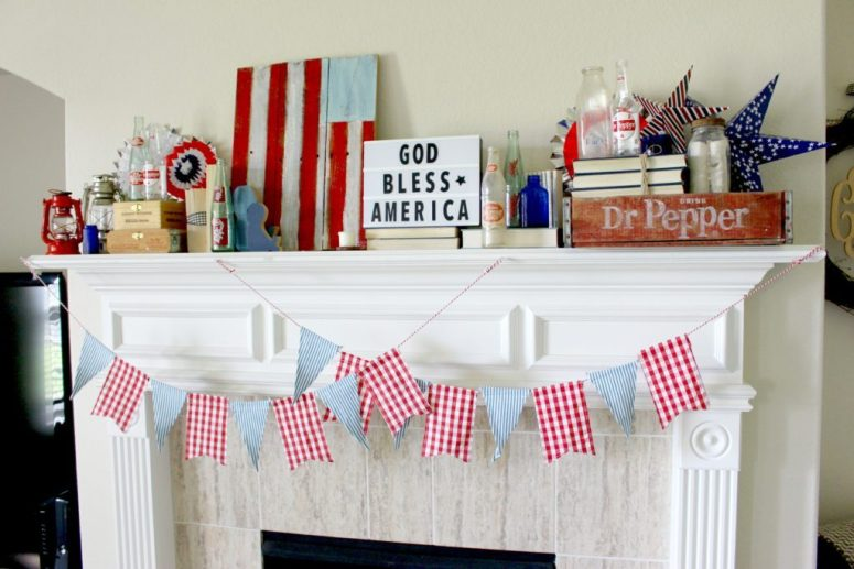 Patriotic Home Tour