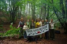 Slovakia: Forest Conservationist Group, 2013