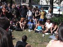 Barcelona, Spain: May 2011