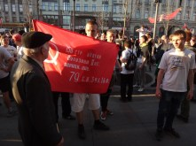 Russia: St Petersburg, 9th May 2012