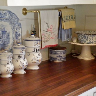 Transferware Heaven: Old House Love