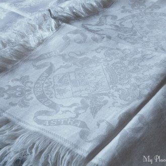 LEAVING A LEGACY: How to Care for Vintage Linens & Lace