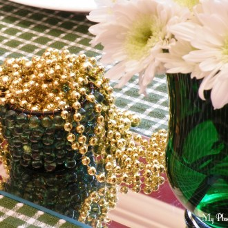 SIMPLY ST. PATRICK: A Budget-friendly Tablescape
