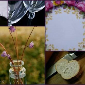 Tablescape Inspiration: DAILY BREAD