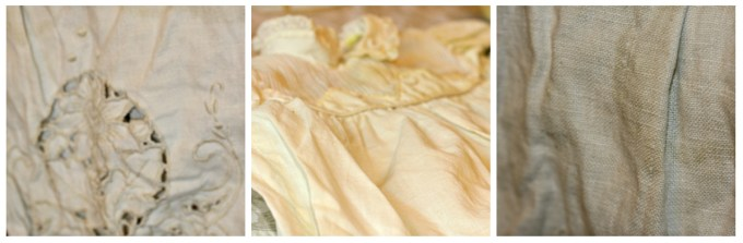 dirty linens