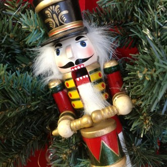 Nutcrackers:  A Christmas Theme