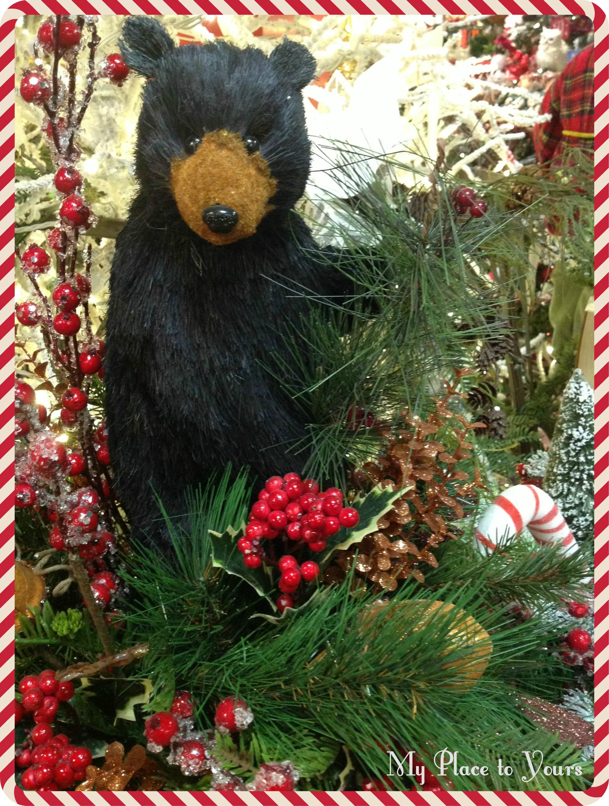 Mountain Cabin: A Christmas Theme