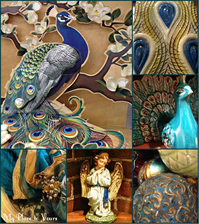 Peacock Xmas 2