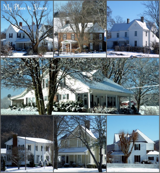 old country houses