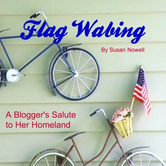Flag Waving by a Disenchanted American