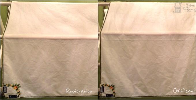 Linen test 1
