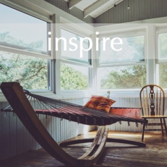 INSPIRE:  Five Minute Friday