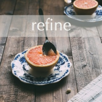 REFINE:  Free Write Day 30