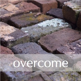 OVERCOME:  Free Write Day 27