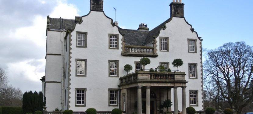 Prestonfield House-Edinburgh, Scotland