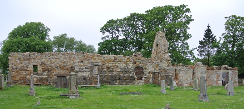 St. Andrews Kirk-Gullane, Scotland